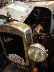 Austin 20 engine